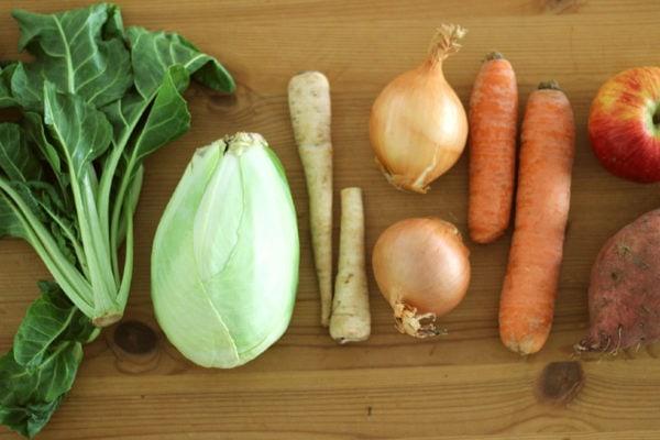 Regional und saisonal essen Teil 1: Obst und Gemüse