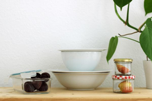 Quick Tip: Auf Frischhaltefolie verzichten und Plastik sparen