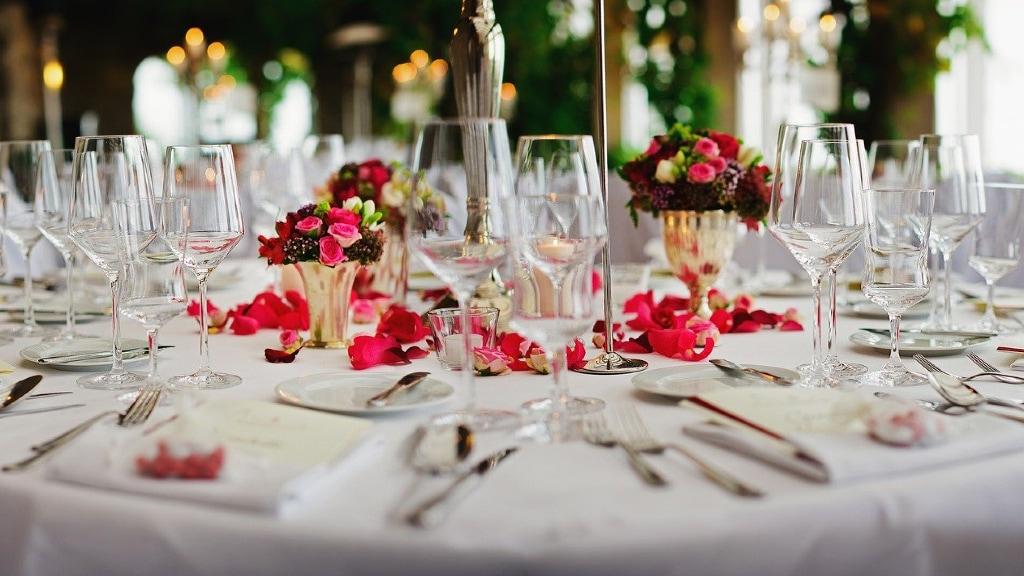 Mit der Wahl der Location fängt die Planung einer nachhaltigen Hochzeit an