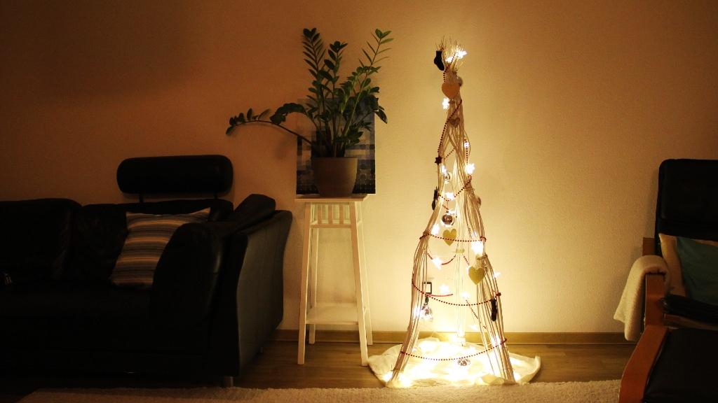 Unser nachhaltiger Weihnachtsbaum