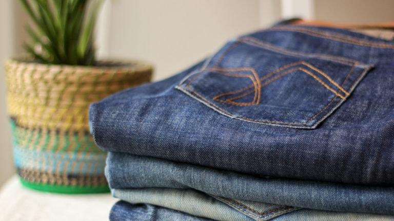 Nachhaltige Jeans – Grün ist das neue Blau