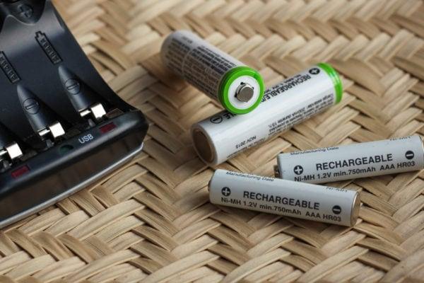Quick Tip: Akkus statt Batterien