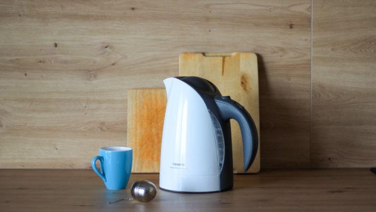 Quick Tip: Wasserkocher richtig füllen